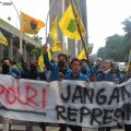 Insiden Kekerasan Terhadap Aktivis, PMII DKI Jakarta Minta Polri Tidak Represif