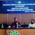 Prof Mahmud Didaulat Menjadi Pemimpin Pembelajaran Daring UIN Bandung