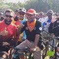 Menuai Protes, Kehadiran Bupati Brebes pada Gowes  Bareng Contoh Abai Aturan Protokol Kesehatan