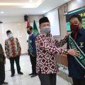 Rektor UIN Bandung Lepas KKN DR Sisdamas Secara Daring