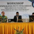 LP2M UIN Bandung Gelar Workshop Peningkatan Mutu Pengabdian