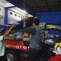 Jamkrindo Distribusikan Bantuan Kemanusiaan ke Sulawesi Barat