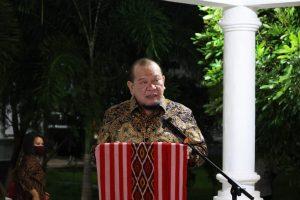 Ketua DPD RI AA LaNyalla Mahmud Matalitti/ISTIMEWA