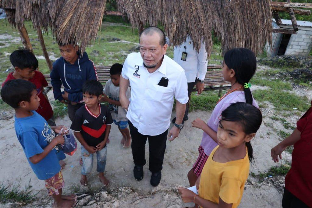 Ketua DPD RI, AA LaNyalla Mahmud Mattalitti/ISTIMEWA