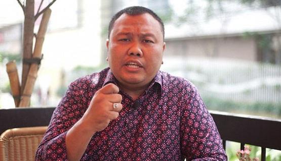 Hendro Satrio Pakar Komunikasi Politik - Keuanganonline.id