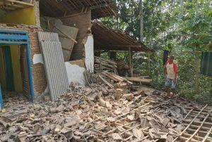 Gempa Magnitudo 6,7 Guncang Malang, Berikut Daerah Terdampak