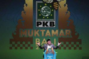Ketua Umum Partai Kebangkitan Bangsa (PKB), Abdul Muhaimin Iskandar (Gus AMI)/ANTARA