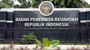 Gedung Badan Pemeriksa Keuangan/foto: detik.com