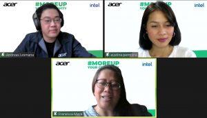 Acer Konten Kreator Workshop #MoreUp