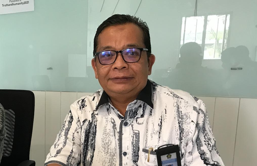 Kepala Pejabat Pembuat Komitmen Pembangunan UIII, Drs. H. Syafrizal, MSI