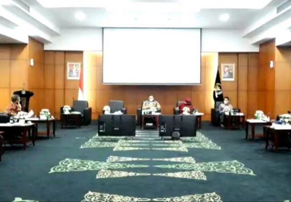 FGD MPR RI Soal Krisis Industri Asuransi, Mirip Seperti Forum Pengadilan Buat OJK